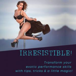 Irresistible On Demand: Elite Pole Dance Solutions